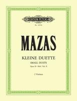 12 Little Duets Op. 38 Vol. 1 Nos. 7- 12