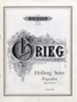 Holberg Suite Op. 40 No. 5: Rigaudon