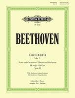 Concerto No. 2 in B flat major Op. 19