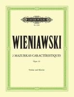 2 Mazurkas Caracteristic Op. 19