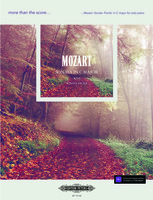 Mozart: Sonata Facile in C major K 545