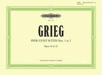Peer Gynt Suite No. 1 Op. 46 No. 2 Op. 55