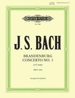 Brandenburg Concerto No.3 Bwv 1048