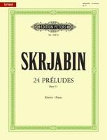 24 Preludes Op. 11