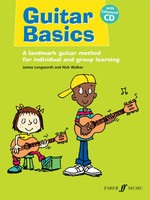 Guitar Basics (Book/ECD)