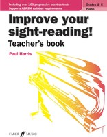 Improve your sight-reading! Teacher's Book