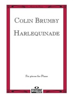 Harlequinade : six pieces for piano