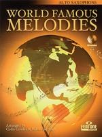 World Famous Melodies - Alto Saxophone