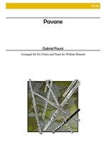 Pavane for 6 Flutes