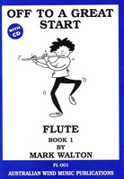 Off to a Great Start for Flute Book 1