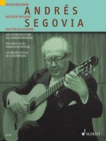 Andres Segovia - The Finest Pieces from his Repertoire