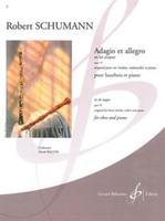 Adagio and Allegro in Ab major Op. 70