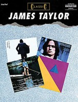 Classic James Taylor - Authentic Guitar TAB