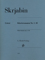 Piano Sonatas Nos. 1-10