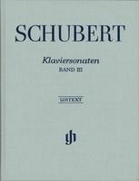 Sonatas Bk 3 Bound Urtext