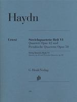 String Quartets Vol. 6 Op. 42 Op. 50