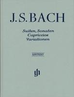 Suites Sonatas Capriccios And Variations Bound