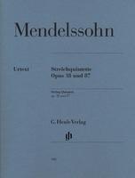 2 String Quintets Op. 18 Op. 87