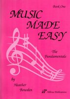 Music Made Easy Book One