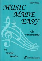 Music Made Easy Book Three