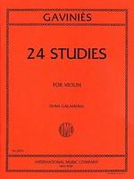 24 Studies (Matinees)