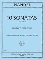 10 Sonatas Volume 1 Op. 1