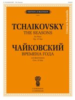 The Seasons Op. 37-bis. Urtext and Facsimile