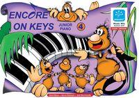 Encore On Keys - Junior Series 4