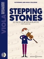 Stepping Stones - Viola (New Edition)