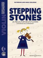 Stepping Stones - Violin (New Edition)