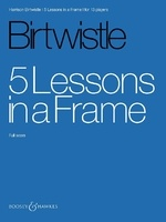 5 Lessons in a Frame