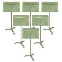 MUSIC STAND SYMPHONY SAGE 6 STANDS