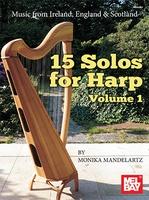 15 Solos for Harp Vol. 1