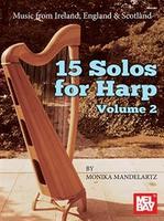 15 Solos for Harp Vol. 2
