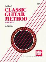 Classic Guitar Method Volume 3 Bk/Oa