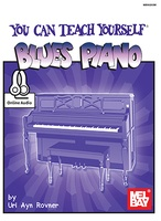 You Can Teach Yourself Blues Piano Bk/Oa