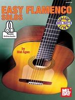 Easy Flamenco Solos Bk/Oa