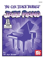 You Can Teach Yourself Jazz Piano Bk/Oa