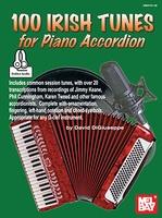 100 Irish Tunes for Piano Accordion Bk/Oa