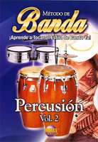 Banda Percussion Vol. 2 Spanish Only