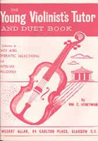 Young Violinists Tutor And Duet Book