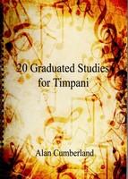 20 Graduated Studies For Timpani