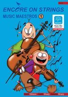 Encore On Strings - Music Maestros 1 Viola