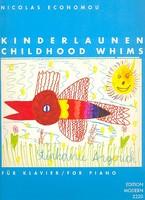 Kinderlaunen - Childhood Whims
