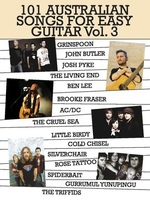 101 Australian Songs for Easy Guitar Vol. 3