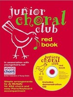 Junior Choral Club Vol4 Red Bkcd