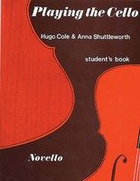Playing The Cello - Student's Book