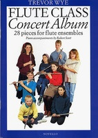Wye Flute Class Concert Album