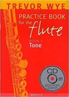 Wye Practice Bk Flute Bk1 Tone Bkcd