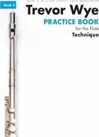 Practice Book for the Flute Book 2 Technique New
